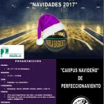 1º Campus de Navidad Parla Básquet