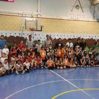 Jornadas de Babybasket, 22/04/2018