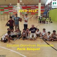 Baloncesto en Escuelas Deportivas Municipales
