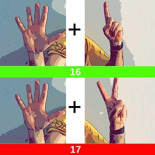 16 17 ojo