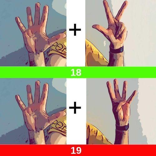 18 19 ojo
