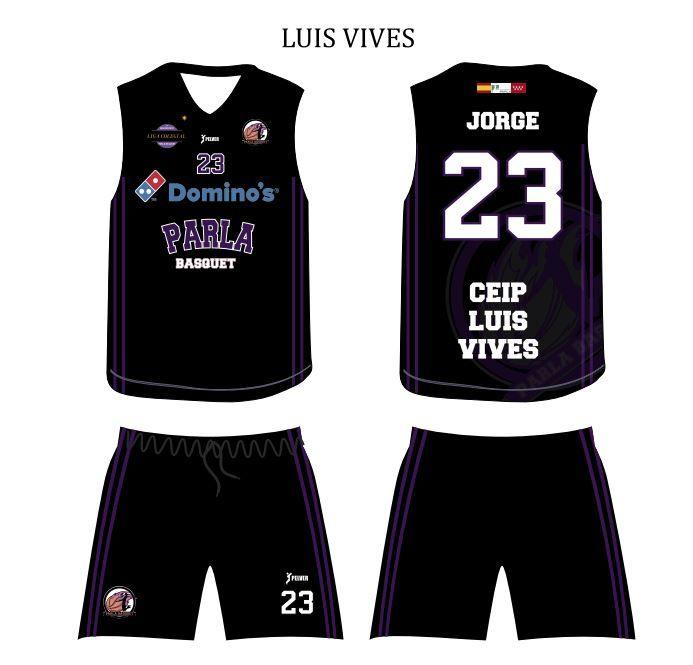 Negra Luis Vives