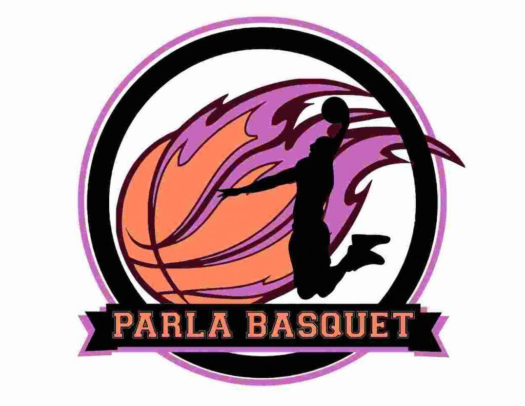 Escudo oficial Parla Básquet