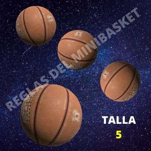 Balones de MiniBasket