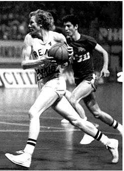 Aromas del baloncesto: Wayne Brabender