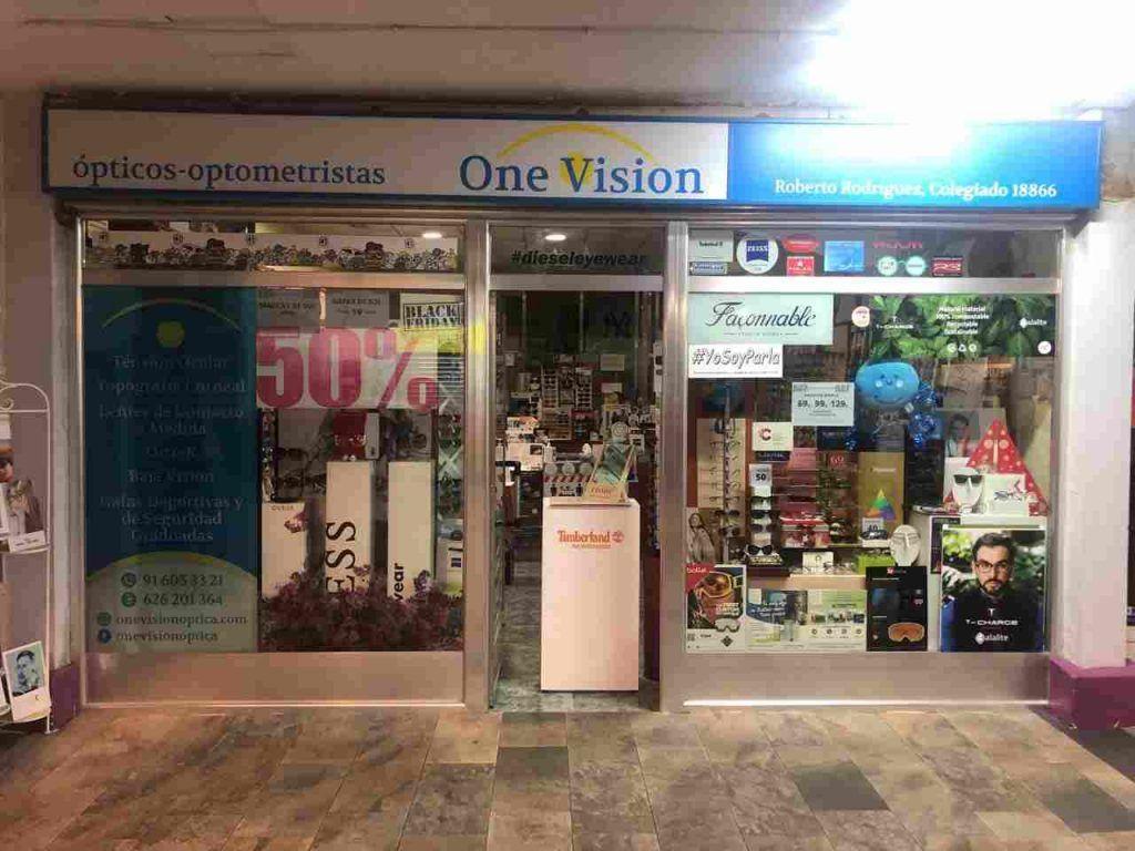 One Vision Entrada